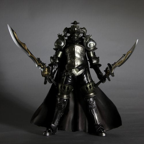 Image 2 for Dissidia Final Fantasy - Gabranth - Play Arts Kai (Square Enix)