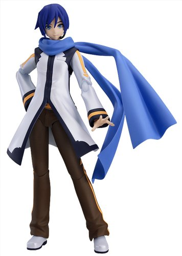 Image 1 for Vocaloid - Kaito - Figma #192 (Max Factory)
