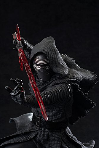 Image 12 for Star Wars: The Force Awakens - Kylo Ren - ARTFX Statue - 1/7 (Kotobukiya)