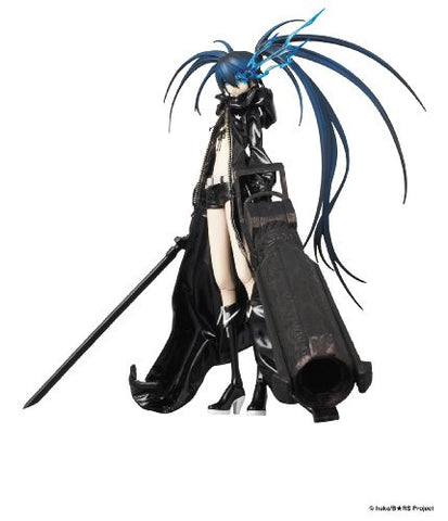 Image for Black ★ Rock Shooter - Real Action Heroes (Good Smile Company, Medicom Toy)