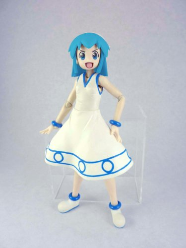 Image 2 for Shinryaku! Ika Musume - Ika Musume - Petit Pretty Figure Series - Miyazawa Mokei Limited Edition Short Hair ver. (Evolution-Toy)