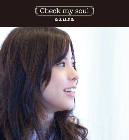 Image for Check my soul / azusa