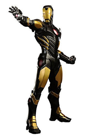 Image for The Avengers - Iron Man - ARTFX+ - Marvel The Avengers ARTFX+ - 1/10 - Black  x Gold (Kotobukiya)