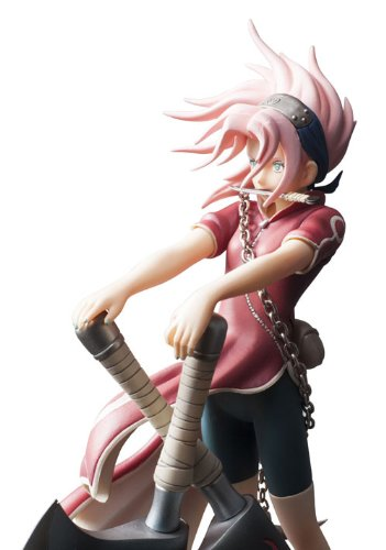 Image 5 for Naruto - Haruno Sakura - Door Painting Collection Figure - 1/7 (Plex)
