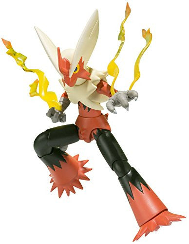 Image 1 for Pocket Monsters - Bursyamo - S.H.Figuarts - Mega Evolution (Bandai)