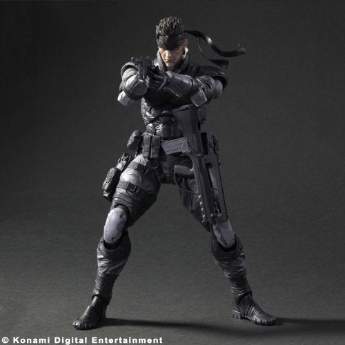 Image 4 for Metal Gear Solid - Solid Snake - Play Arts Kai (Konami Square Enix)
