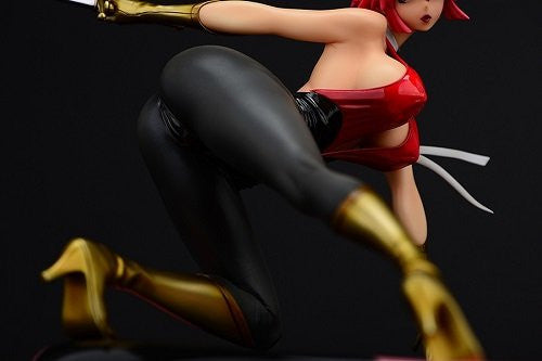 Image 12 for Cutie Honey - 1/6 - Infinite Premium, ver.OC (original color) (Orca Toys)