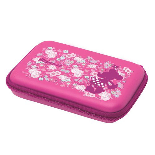 Image 2 for Disney Character Hard Pouch for 3DS LL (Minnie Version)