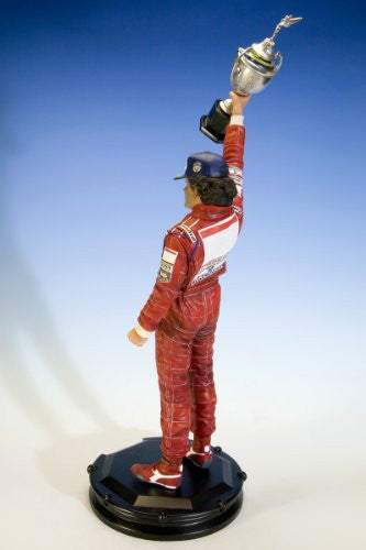 Image 6 for Formula 1 - Ayrton Senna - Fine Art Statue - 1/6 - 50th Birthday (Kotobukiya)