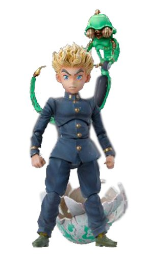 Image 1 for Jojo no Kimyou na Bouken - Diamond Is Not Crash - Echoes ACT 1 - Hirose Koichi - Super Action Statue #23 (Medicos Entertainment)