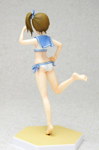 Image 3 for iDOLM@STER 2 - Futami Mami - Beach Queens - 1/10 - Swimsuit ver. (Wave)