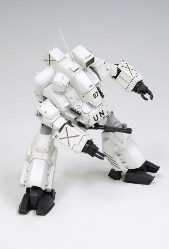Image 2 for Kidou Keisatsu Patlabor 2 The Movie - AL-97B Hannibal - Real Mechanical Collection 03 - 1/72 - PKO Ver. (Kotobukiya)