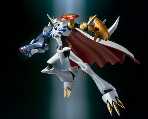Image 2 for Digimon Adventure - Omegamon - D-Arts (Bandai)