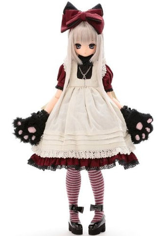 Image for Aika - Ex☆Cute 10th Best Selection - Ex☆Cute - PureNeemo - Classic Alice Cheshire cat - Poyo Mouth ver. (Azone)