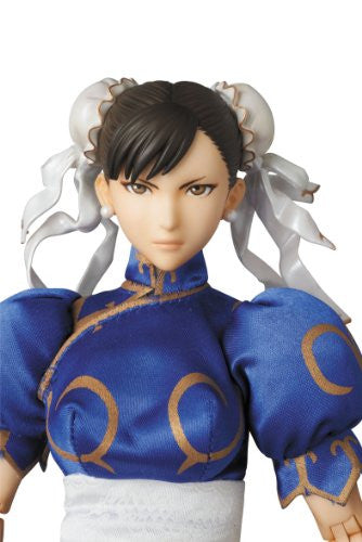Image 4 for Street Fighter - Street Fighter IV - Chun-Li - Real Action Heroes #656 - 1/6 - Ver.2 (Medicom Toy)