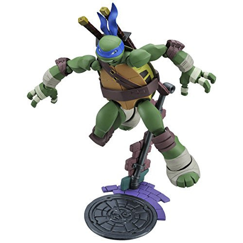 Image 5 for Teenage Mutant Ninja Turtles - Leonardo - Revoltech (Kaiyodo)