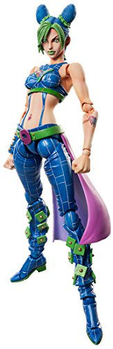 Image 1 for Jojo no Kimyou na Bouken - Stone Ocean - Jolyne Cujoh - Super Action Statue #68 (Medicos Entertainment)