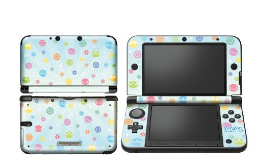 Puyo Puyo Design Skin for 3DS LL (Blue)