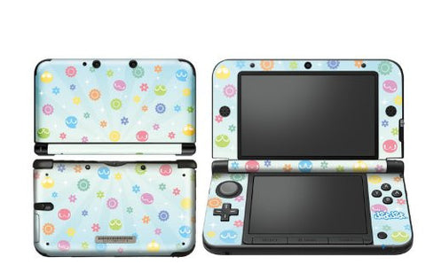 Image for Puyo Puyo Design Skin for 3DS LL (Blue)