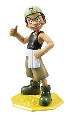 Image for One Piece - Usopp - Excellent Model - Portrait Of Pirates MILD - 1/8 - CB-R3 (MegaHouse)