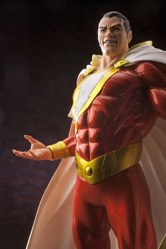 Image 4 for Justice League - Shazam! - Captain Marvel - DC Comics New 52 ARTFX+ - 1/10 (Kotobukiya)