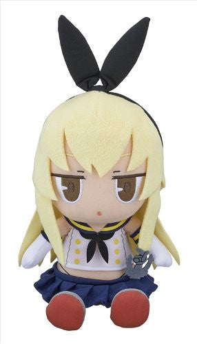 Image 1 for Kantai Collection ~Kan Colle~ - Shimakaze - Osuwari Plush (Ensky)