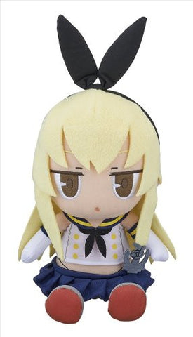 Image for Kantai Collection ~Kan Colle~ - Shimakaze - Osuwari Plush (Ensky)