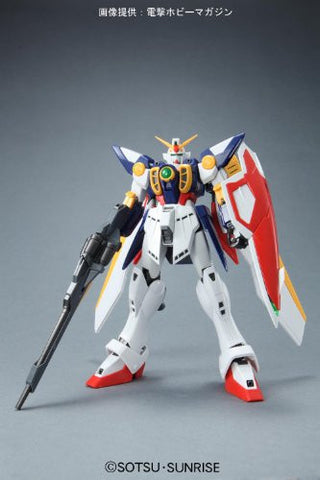 Image for Shin Kidou Senki Gundam Wing - XXXG-01W Wing Gundam - MG - 1/100 - TV Version (Bandai)
