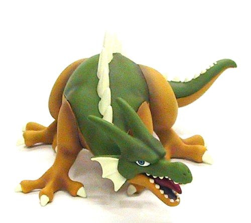 Image 1 for Dragon Quest - Green Dragon - Dragon Quest Sofubi Monster - 020 (Square Enix)