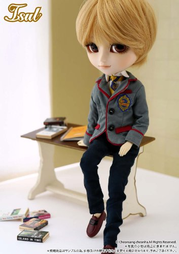 Image 5 for Isul I-931 - Pullip (Line) - Cedric - 1/6 - Groove Presents School Diary Series (Groove)