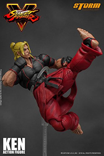 Image 3 for Street Fighter V - Ken Masters - 1/12 (Storm Collectibles)