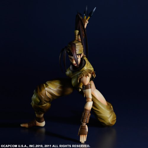 Image 5 for Super Street Fighter IV - Ibuki - Play Arts Kai (Square Enix)