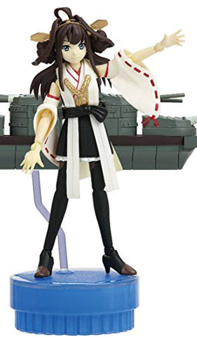 Image for Kantai Collection ~Kan Colle~ - Kongou - Microman Arts #MA1007 (Takara Tomy A.R.T.S)