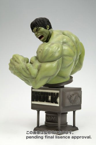 Image 4 for The Incredible Hulk Movie - Hulk - Fine Art Bust - Movie Ver. (Kotobukiya)