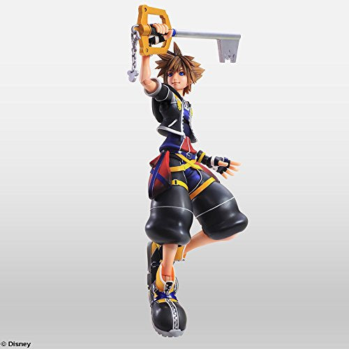 Image 6 for Kingdom Hearts HD 2.5 ReMIX - Sora - Play Arts Kai (Square Enix)