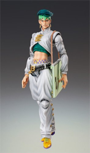 Image 4 for Diamond Is Not Crash - Jojo no Kimyou na Bouken - Heaven's Door - Kishibe Rohan - Super Action Statue #29 (Medicos Entertainment)
