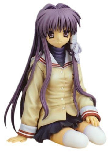 Image 1 for Clannad - Fujibayashi Kyou - 1/8 (Kotobukiya Key Visual Art's)