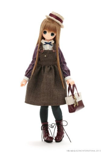 Image 1 for Chiika - Ex☆Cute 9th Series - PureNeemo - 1/6 - Komorebimori no Doubutsutachi ♪, Squirrel (Azone)