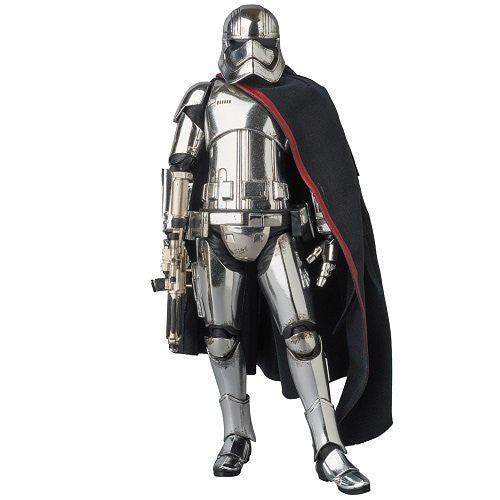 Image 1 for Star Wars - Star Wars: The Force Awakens - Captain Phasma - Mafex No.028 (Medicom Toy)