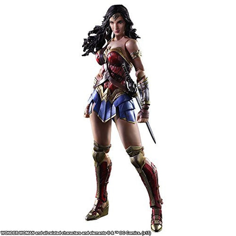 Image for Wonder Woman - Play Arts Kai (Square Enix)