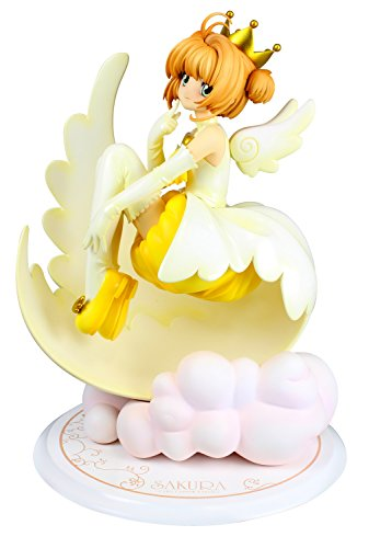 Image 1 for Card Captor Sakura - Kinomoto Sakura - 1/7 - Angel Crown (PLUM)