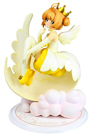 Image for Card Captor Sakura - Kinomoto Sakura - 1/7 - Angel Crown (PLUM)