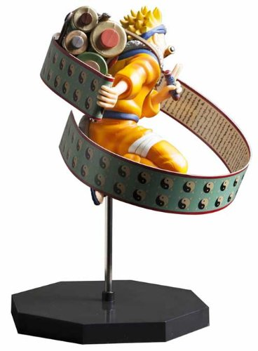 Image 5 for Naruto - Uzumaki Naruto - Door Painting Collection Figure - 1/7 (Plex)