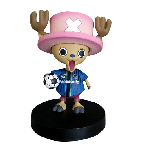 Image 1 for One Piece - Tony Tony Chopper - Bobblehead - Gamba Osaka Ver. (Plex)