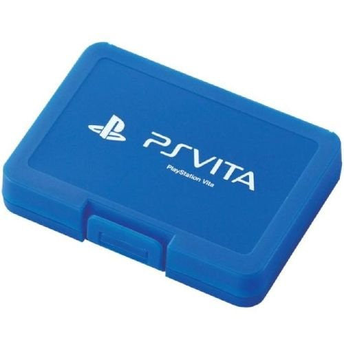 Image 1 for PlayStation Vita Card Case 4 (Blue)
