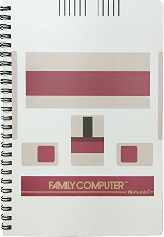 Famicom Ring Notebook - Console