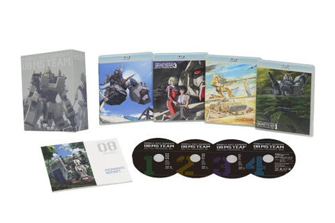 Image for Mobile Suit Gundam The 08th Ms Team Blu-ray Memorial Box [Limited Pressing]