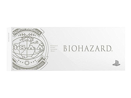 Image 1 for Biohazard BSAA Version PS4 Coverplate White