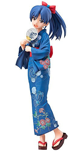 Image 1 for The Idolmaster (TV Animation) - Kisaragi Chihaya - 1/8 - Yukata ver. (FREEing)