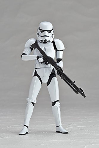 Image 3 for Star Wars - Stormtrooper - Revoltech - Star Wars: Revo No.002 (Kaiyodo)